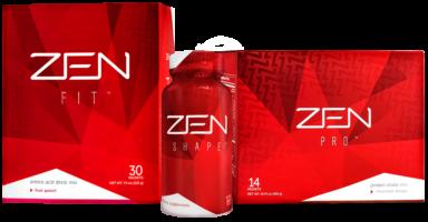 ZEN Project 8 - Jeunesse: Kosmetik - Nahrungsergänzung - Gewichtsabnahme - Antioxidantien