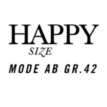 Happysize Mode ab Gr. 42 Cashback