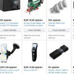 Rabatt-Gutscheine von Amazon