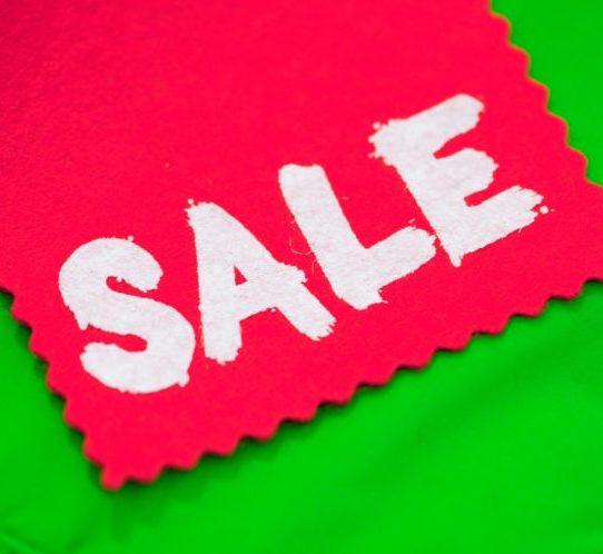Ganzjährige Sales mit bis zu 70% Rabatt