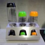 Flaschenhalter für Sodastream und andere Sprudler